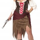 Sexy Pirate Buccaneer Beauty Adult Plus Size Costume: 2X-Large #01701