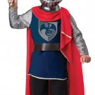 Renaissance Gallant Knight Toddler Costume Size: Medium