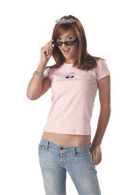 Princess of Everything Tween T-Shirt Costume Size: Large #05115