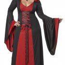 Deluxe Hooded Robe Gothic Vampire Adult Plus Size Costume: 1X-Large #01703