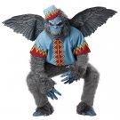 Wizard of Oz Flying Monkey Adult Costume Size: Large #01301