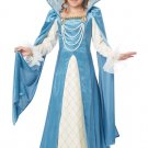 Renaissance Queen Child Costume Size: Large #00393
