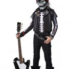 Rock Star Dead Man Rockin Child Costume Size: Medium #00403