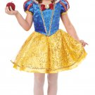 Snow White Deluxe Child Costume Size: Medium 00418