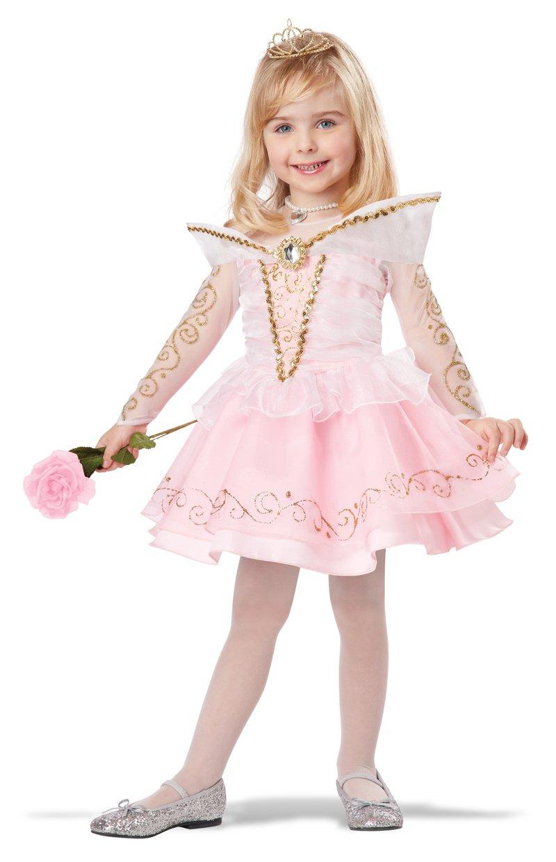 Sleeping Beauty Deluxe Toddler Costume Size: Medium #00142