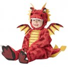Fire Breathing Dinosaur Dungeons and Adorable Dragon Infant Costume  Size: Large #10019