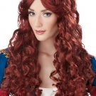 Renaissance Queen Games of Thrones Medieval Adult Costume Wig #70667