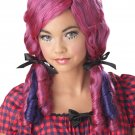 Doll Curls Monster High Child Costume Wig #70688