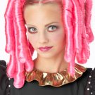 Japanese Anime Curls Child Costume Wig #70699