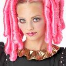 Japanese Anime Curls Child Costume Wig #70699