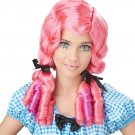 Doll Curls Japanese Anime Child Costume Wig #70720