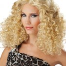 Bodacious Waves Girls Gone Wild Adult  Blonde Costume Wig #70737