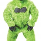 Gorilla King Kong Monkey Adult Costume #01010_Green