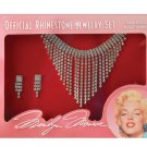 #60425 Marilyn Monroe Jewelry Set Costume Accessory