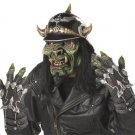 Throttle Hog Biker Adult Costume Mask #60455