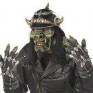Throttle Hog Biker Adult Costume Mask #60455