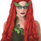 Lethal Beauty Poison Ivy Adult Costume Wig - Red