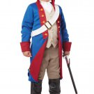 Patriotic American Colonial Patriot Army Child Costume Size: Large #00433