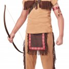 Thanksgiving Chief Native American Indian Child Costume Size: Medium #00427