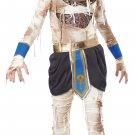 Egyptian Mummy Pharaoh's Revenge Child Costume Size: Large #00446
