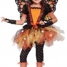 Size: X-Small #00445  Magnificent Monarch Butterfly Child Costume