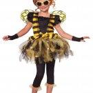 Sunny Honey Bee Child Costume Size: Medium #00451