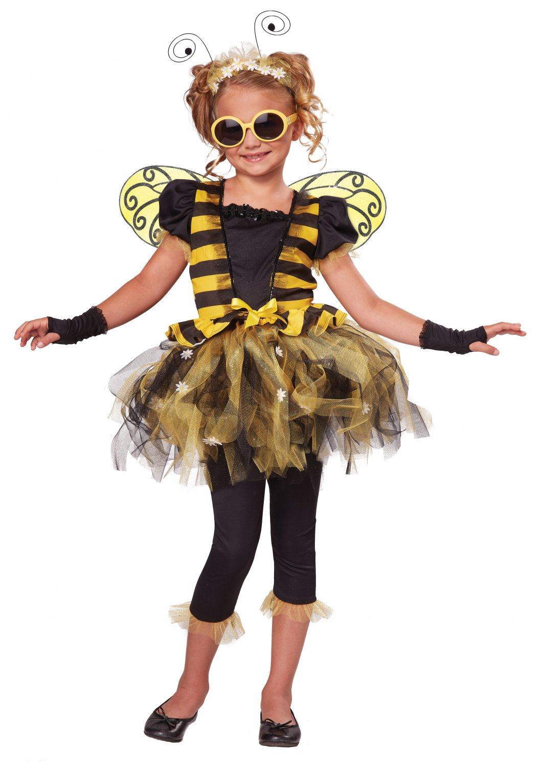 Sunny Honey Bee Child Costume Size: X-Small #00451