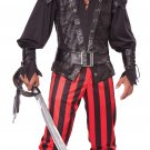 Briny Buccaneer Pirate Child Costume Size: Medium #00455