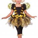Sunny Honey Bee  Toddler Costume Size: Medium #00151