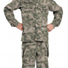 Army Marine Navy Military Soldier Child Costume Size: Medium #00468