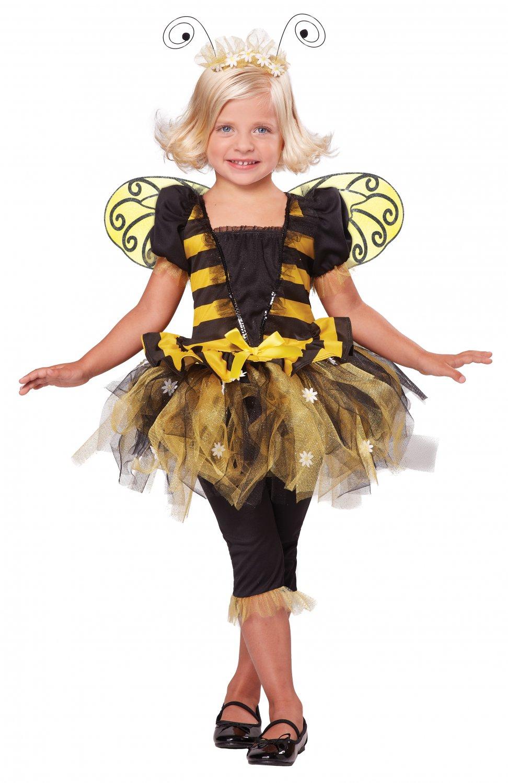 Sunny Honey Bee  Toddler Costume Size: Large #00151