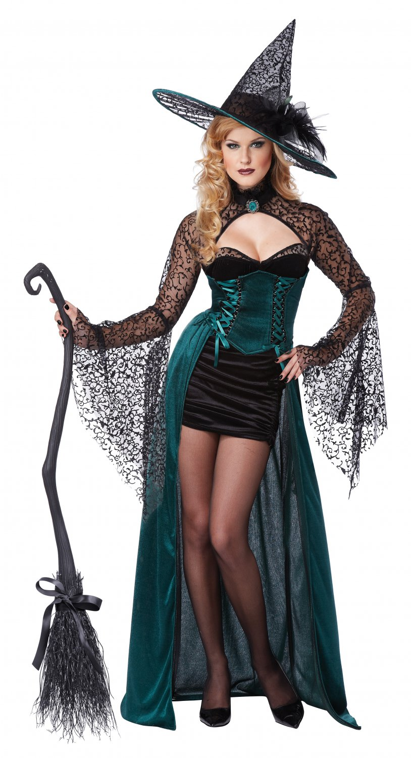 Enchantress Witch Adult Costume Size: X-Small #01329