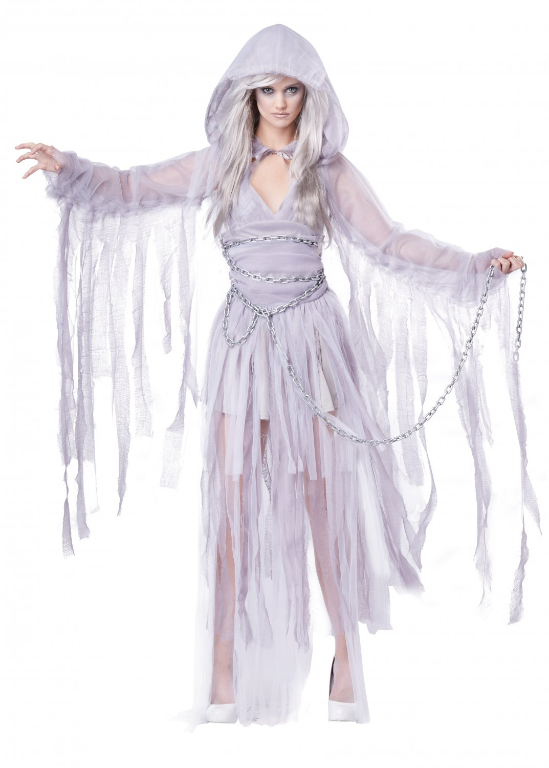 Ghost of Christmas Haunting Beauty Adult Costume Size: Large #01327
