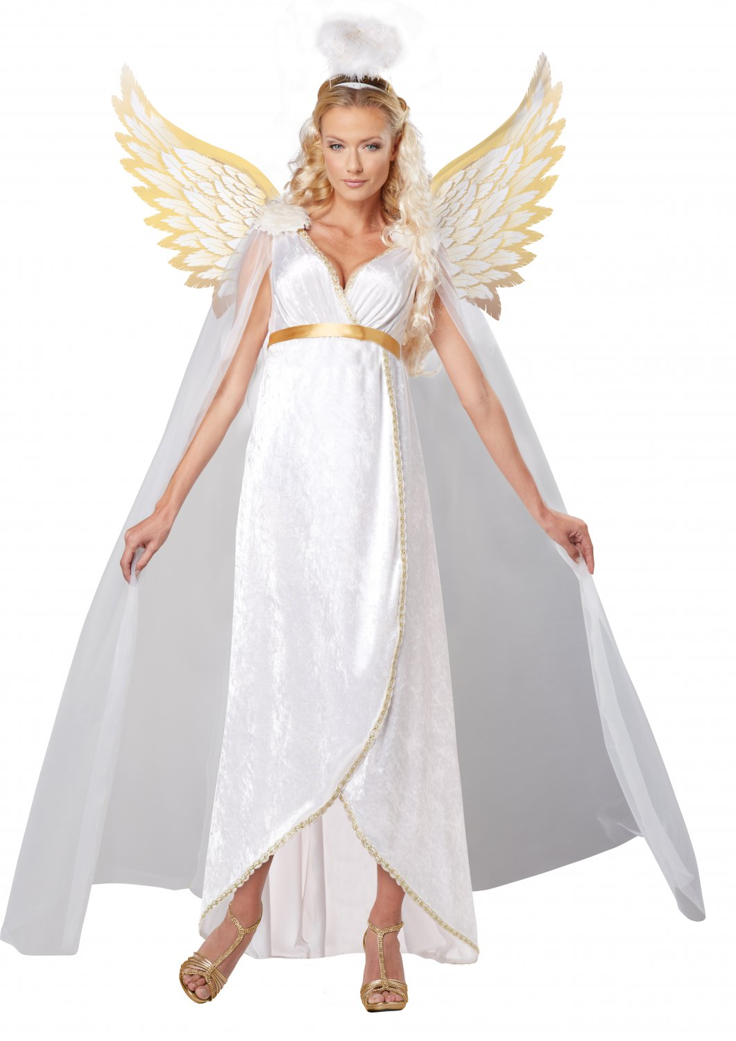 Biblical Guardian Angel Adult Costume Size: Medium #01323