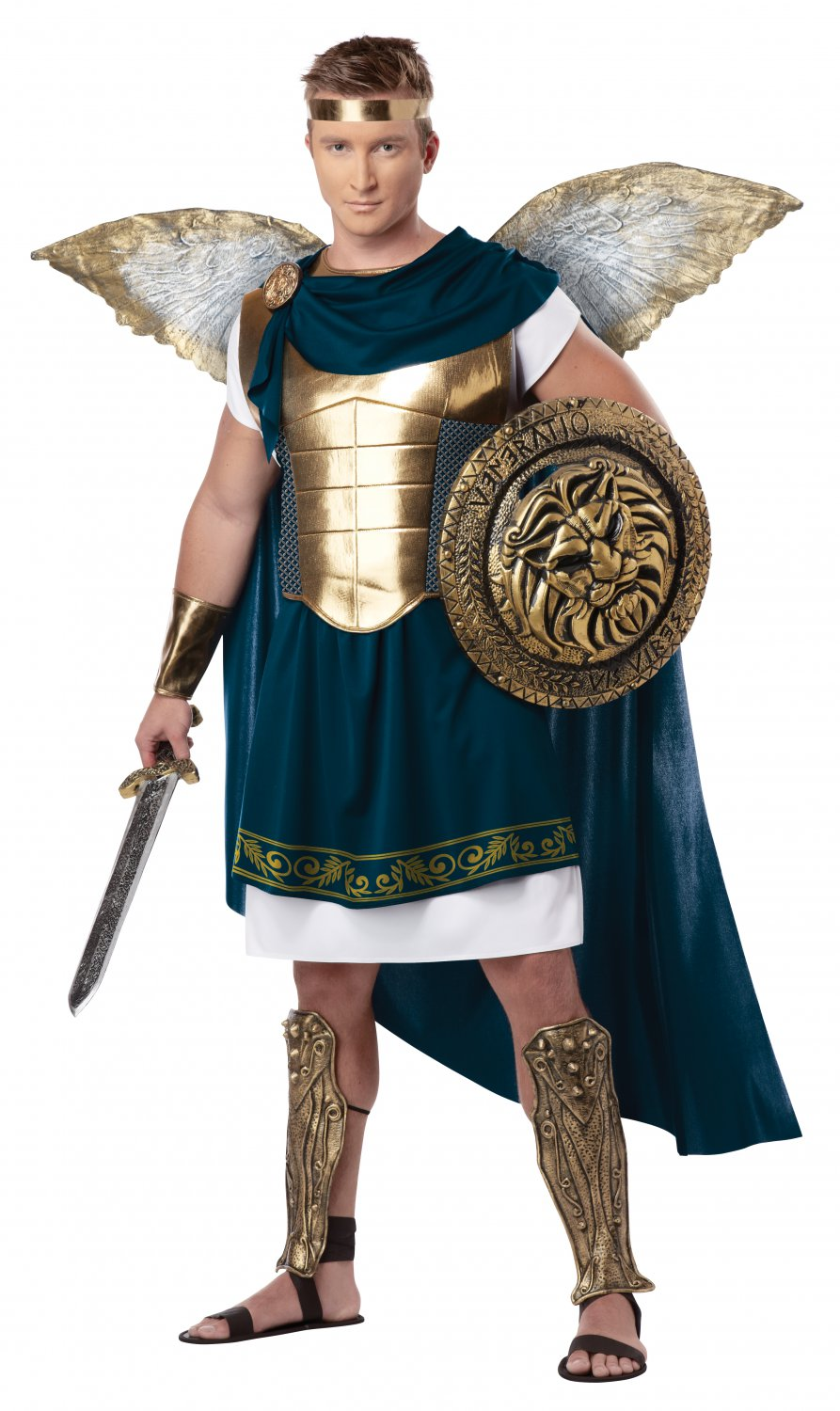 Religious Archangel Gabriel Angel Adult Costume Size: Large #01325