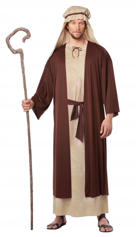 Biblical Saint Joseph Religious Adult Costume Size: X-Large #01317