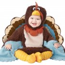 Turkey Gobble Gobble Thanksgiving Infant Costume Size: Medium #10033