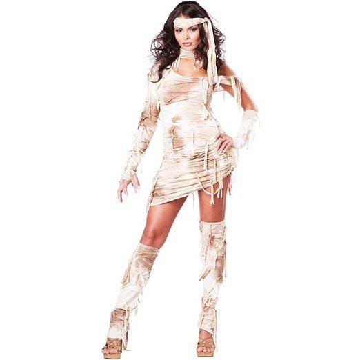 Mystical Mummy Egyptian  Adult Costume Size: X-Small #01366