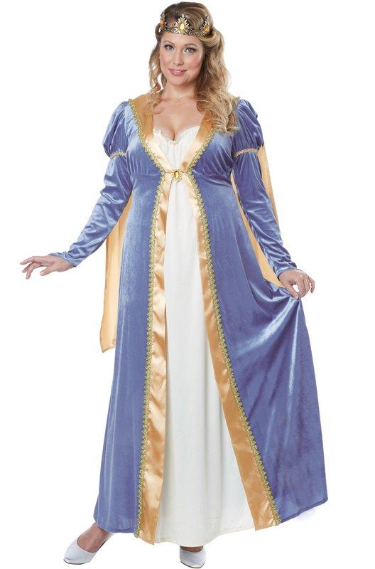 Elegant Empress Renaissance Queen Plus Size Adult Costume: 2X-Large #01742