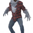 Gray Lycan Werewolf  Adult Costume Size: Small/Medium #01373