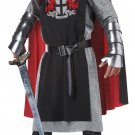 Valiant Medieval Knight Adult Costume Size: Small/Medium #01370