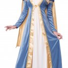 Medieval Times Renaissance Elegant Empress Adult Costume Size: X-Small #01365