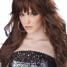 Fever Adult Costume Wig - Brunette#70778
