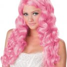 Sweet Tart  Adult Costume Wig - Lilac #70747