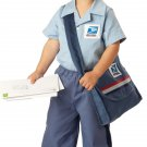Mr Postman Mailman USPS Toddler Costume  Size: Large #00044