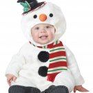 Little Snowman Olaf Christmas Infant Costume Size: Large
