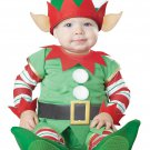 Christmas Elf Infant Costume Size: Medium
