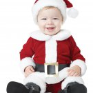 Santa Claus Baby Christmas Infant Costume Size: Medium