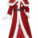 Christmas Sexy Mrs Santa Claus Deluxe Adult Costume Size: Small #01557