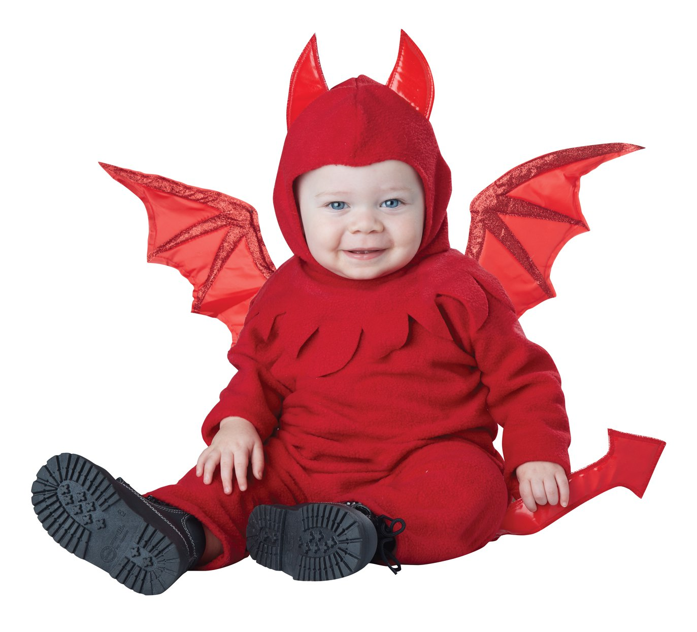 Little Devil Infant Baby Costume Size: Medium #10043